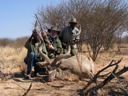 Hunting for passion in Africa 2005